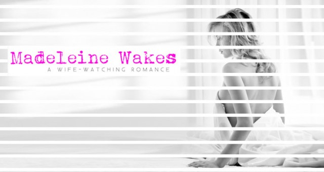Cover reveal: Madeleine Wakes