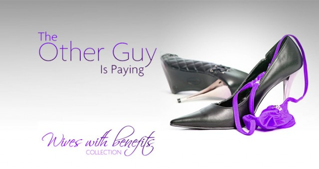 New Story: The Other Guy is Paying (Wives with Benefits Collection)